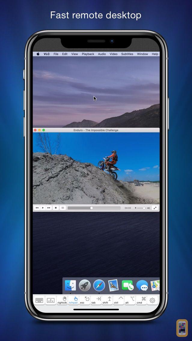 Screenshot - Remotix VNC, RDP & NEAR