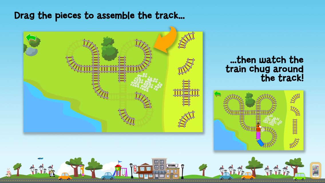 Screenshot - Zoo Train
