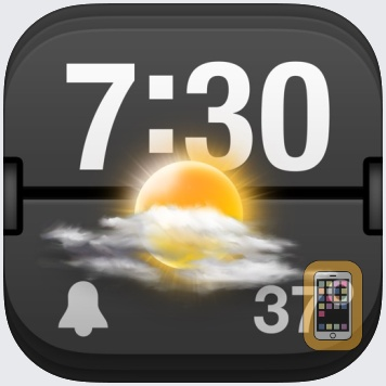 Weather Clock Pro by iHandy (iPhone)