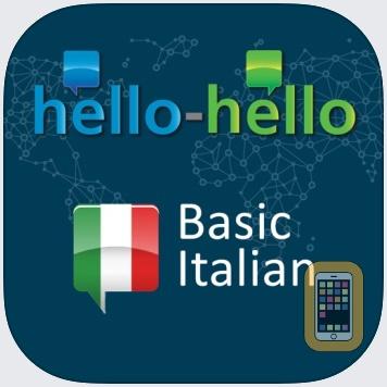 Basic Italian by Hello-Hello (iPad)