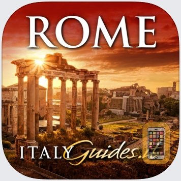 ItalyGuides: Rome Travel Guide by ComPart Multimedia (Universal)