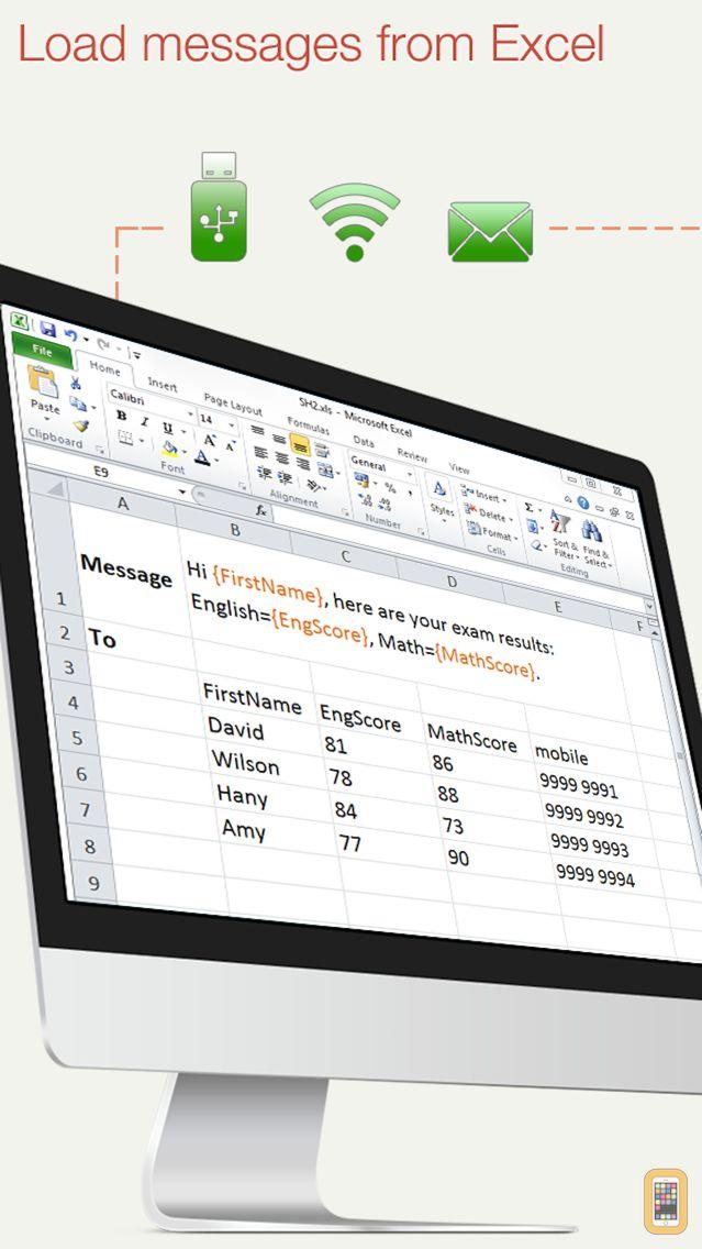 Screenshot - SA Group Text