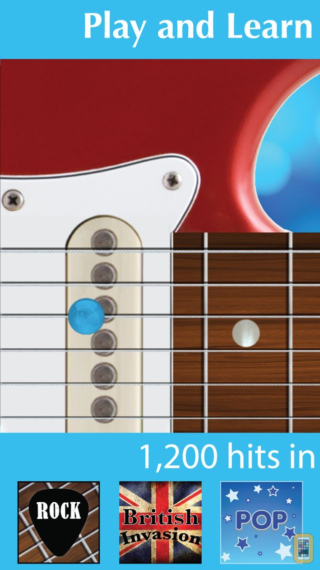 Screenshot - The Guitar with Songs