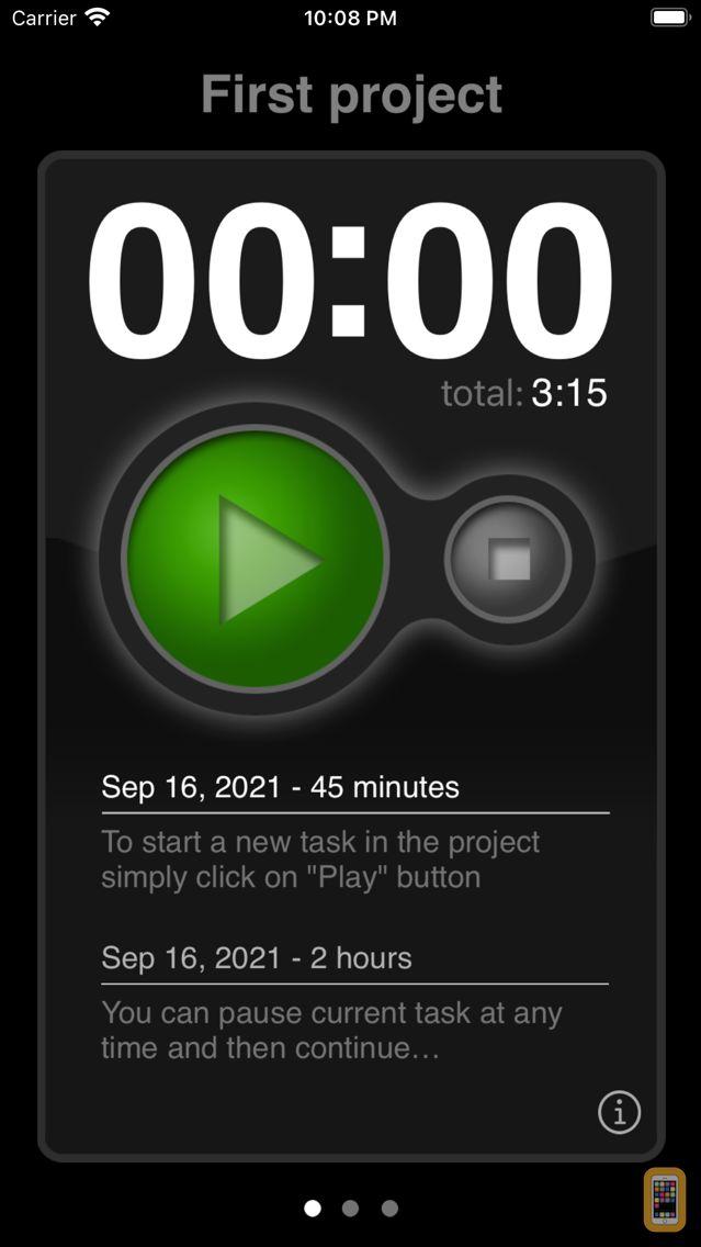 Screenshot - Task Tracker Utility