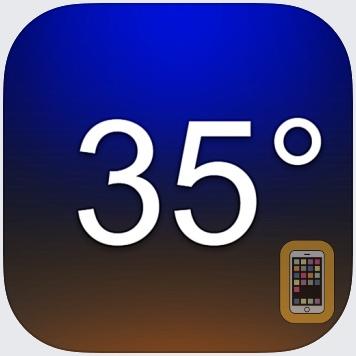 Temperature App by Piet Jonas (Universal)