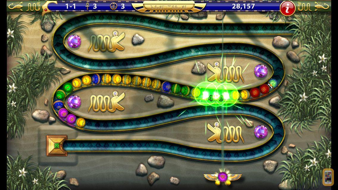 Screenshot - Luxor HD