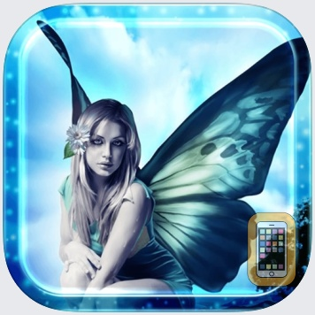 Angel Wallpapers – Fantasy Angel & Fairy Wallpaper by Floor Girls (Universal)