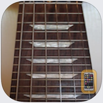 Electric Guitar Fretboard Addict by Michael Rylee (Universal)