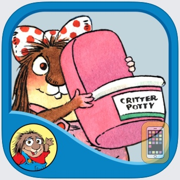 The New Potty - Little Critter by Oceanhouse Media (Universal)