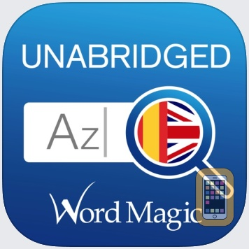 English Spanish Dictionary by Word Magic Software (Universal)
