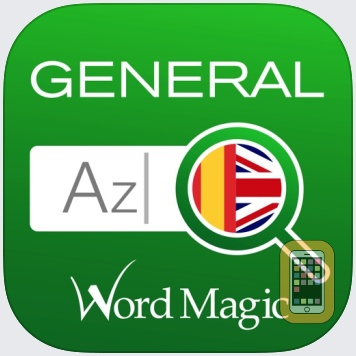 English Spanish Dictionary G. by Word Magic Software (Universal)