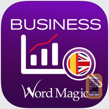 Spanish Business Dictionary by Word Magic Software (Universal)