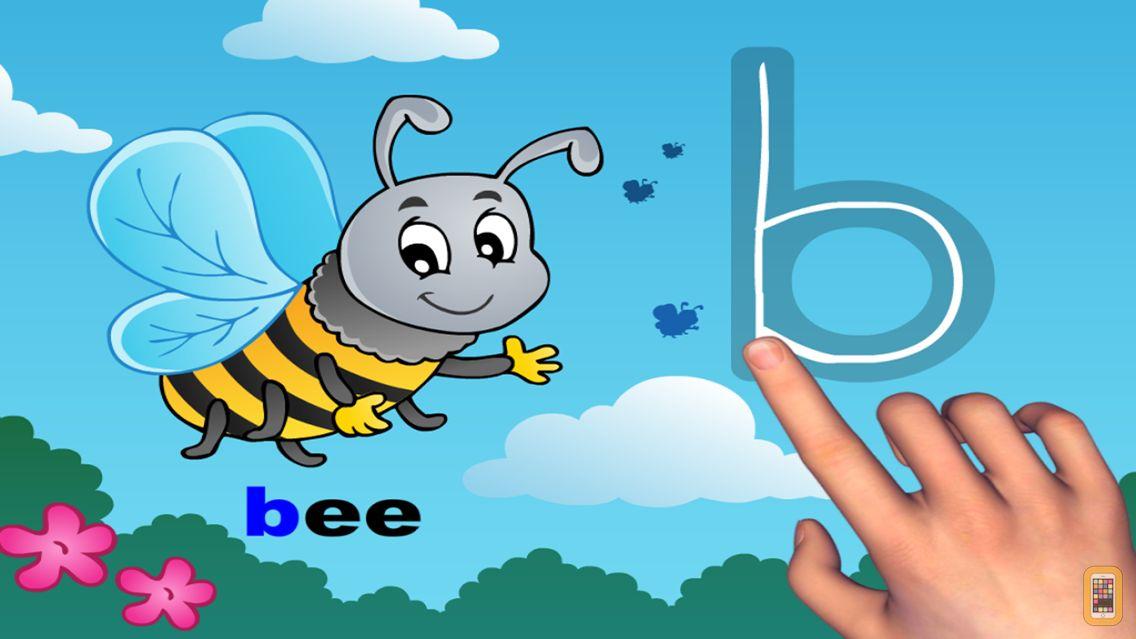 Screenshot - Alphabet Learning ABC Puzzle Game for Kids EduAbby