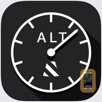 Altimeter+ by Sichtwerk AG (iPhone)