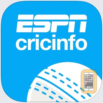 Cricinfo - Live Cricket Scores by ESPN (Universal)