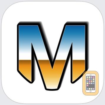 MacLoggerDX HD by Dog Park Software Ltd. (iPad)