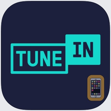 TuneIn Radio: NFL & Podcasts by TuneIn (Universal)