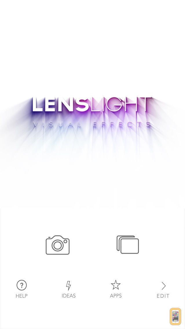 Screenshot - LensLight Visual Effects