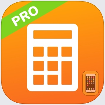 CalConvert: Pro Calculator $€ by Currency Converter & Calculator, Taschenrechner, Calculatrice, Calculadora (Universal)