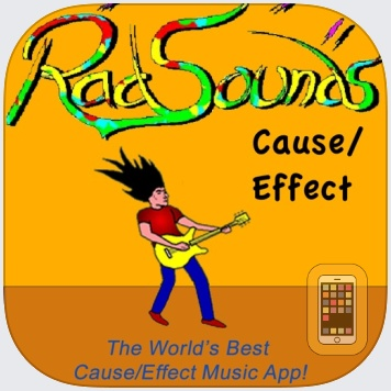RadSounds Cause/Effect by RJ Cooper & Associates, Inc. (iPad)