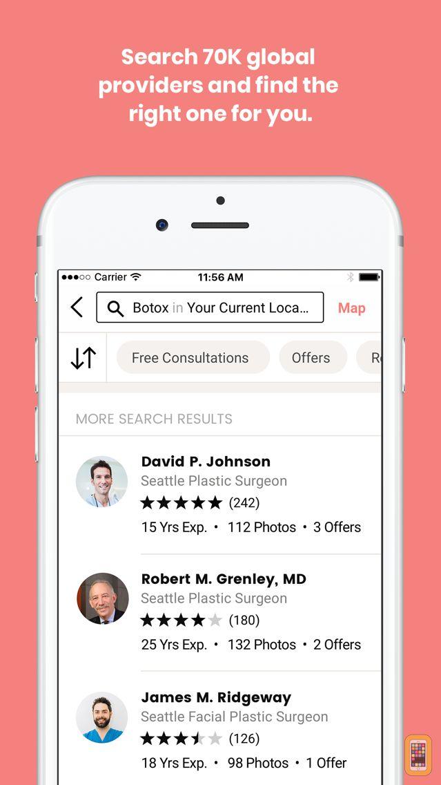 Screenshot - RealSelf: Treatments & Reviews