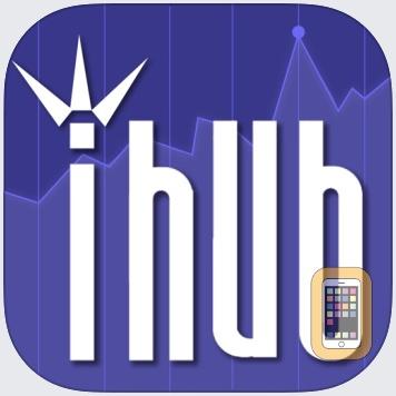 iHub - Stocks & Crypto by ADVFN (Universal)