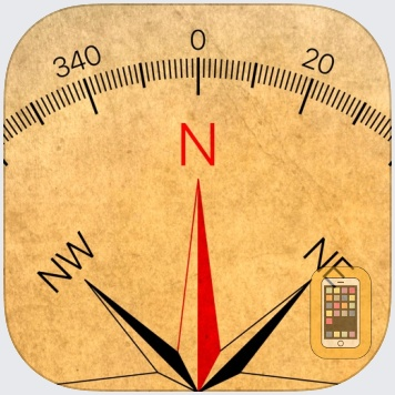 Compass for iPad and iPhone by DOUBLE U s.r.o. (Universal)