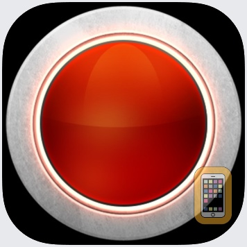 Red Panic Button by ULTIMATE COMMUNICATION SOFTWARE LTD (Universal)