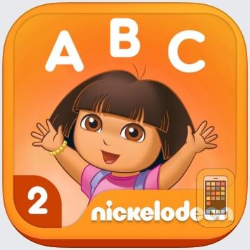 Dora ABCs Vol 2:  Rhyming HD by Nickelodeon (iPad)