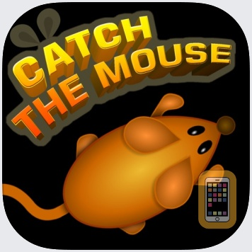Catch The Mouse Cat Game by Martine Carlsen (iPad)
