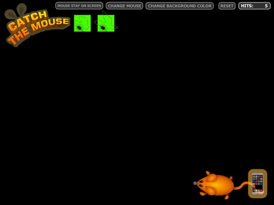 Screenshot - Catch The Mouse Cat Game