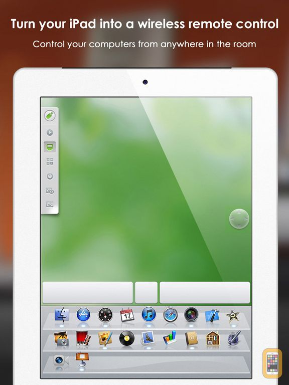 Screenshot - Remote Mouse Pro for iPad