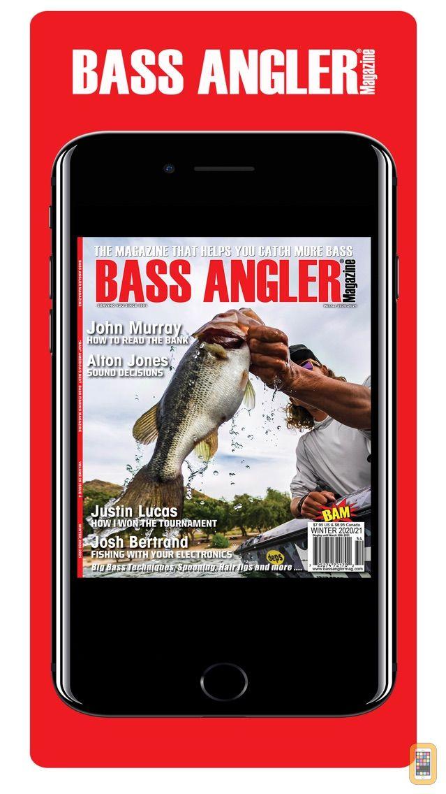 Screenshot - Bass Angler Magazine
