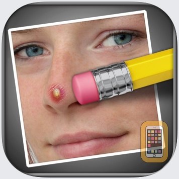 Pimple Eraser by Black Frog Industries, LLC (Universal)
