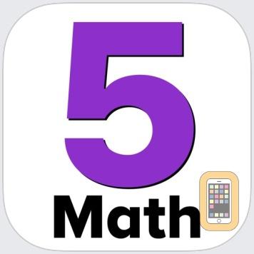 5th Grade Math Testing Prep by Peekaboo Studios LLC (Universal)