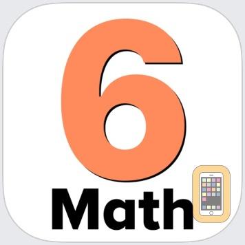 6th Grade Math Testing Prep by Peekaboo Studios LLC (Universal)