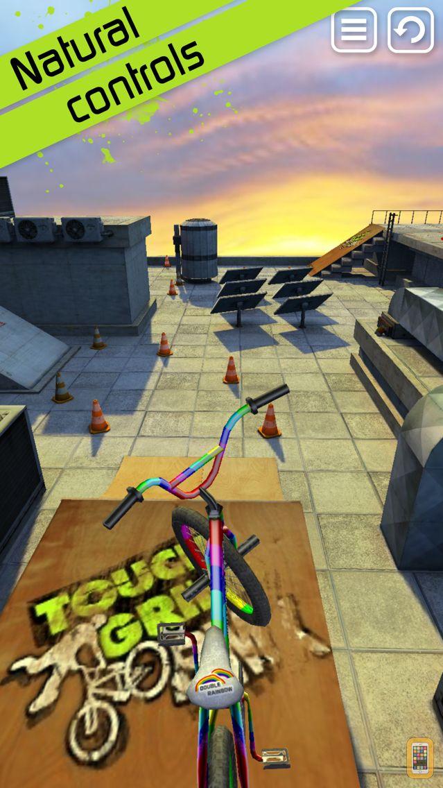Screenshot - Touchgrind BMX
