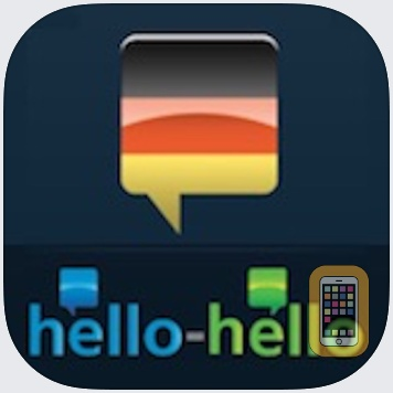 Hello-Hello German (for iPhone) by Hello-Hello (iPhone)