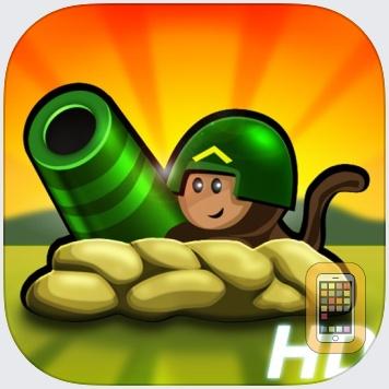 Bloons TD 4 HD by Ninja Kiwi (iPad)