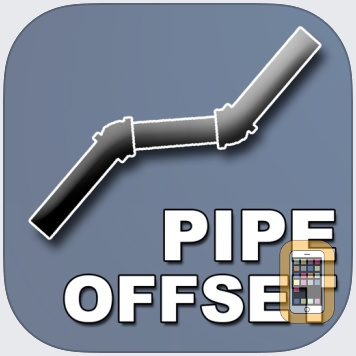 Pipe Offset Calculator by Claire Holmes (iPhone)