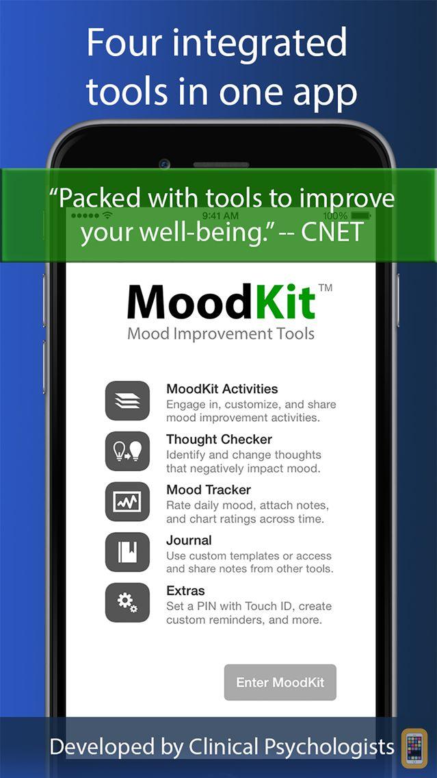 Screenshot - MoodKit