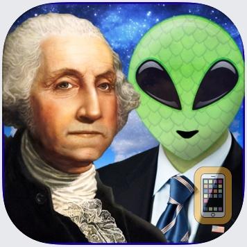 Presidents vs. Aliens® by Freecloud Design, Inc. (Universal)