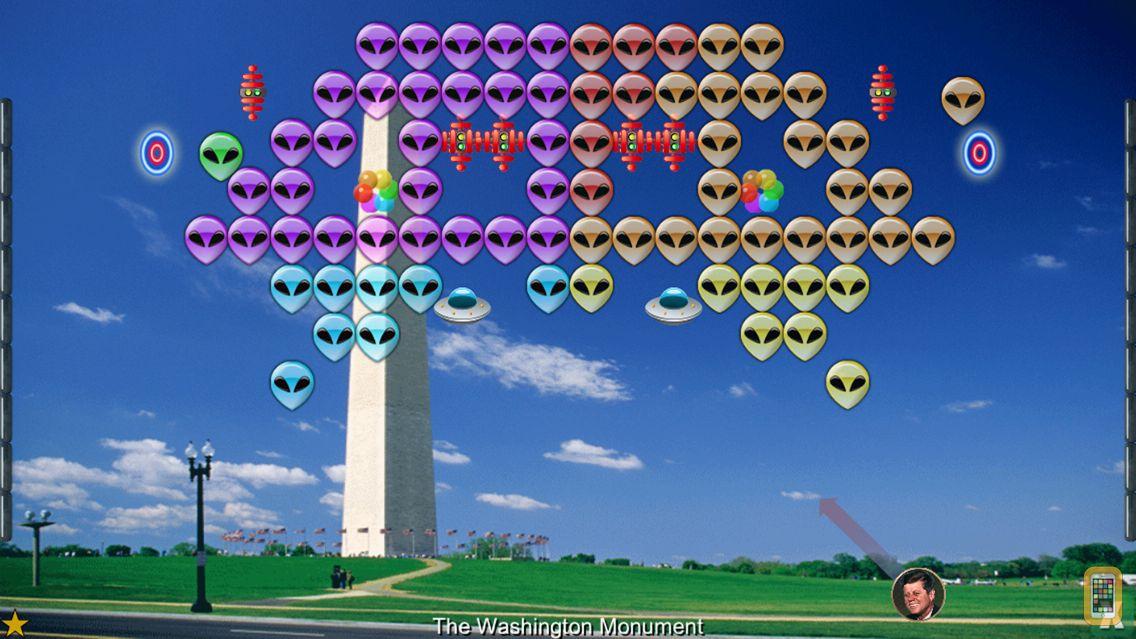 Screenshot - Presidents vs. Aliens®