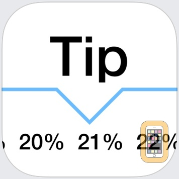Tip calculator 'Tipping made easy' by Hans Schneider (Universal)