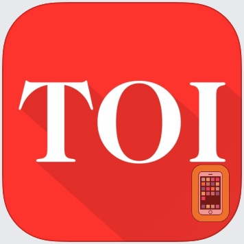 The Times of India by Times Internet Limited (iPhone)