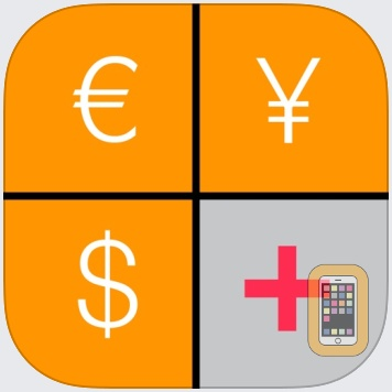 Currency+ (Currency Converter) by James Spencer (Universal)