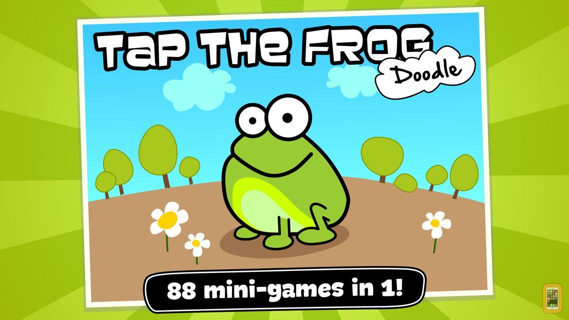 Screenshot - Tap the Frog: Doodle