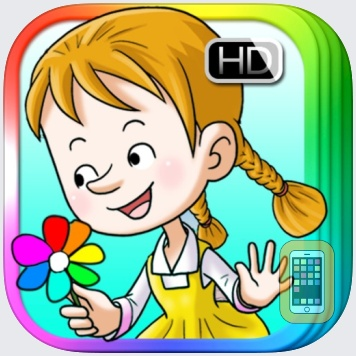 Seven Colored Flower iBigToy by iBigToy inc. (Universal)