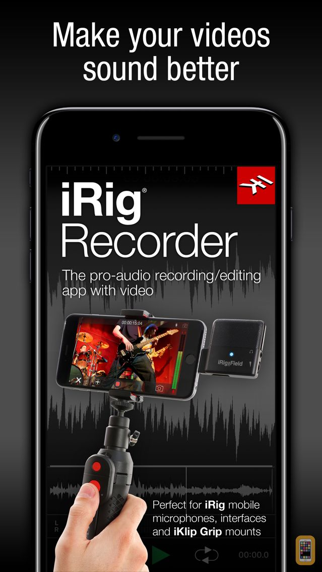 Screenshot - iRig Recorder