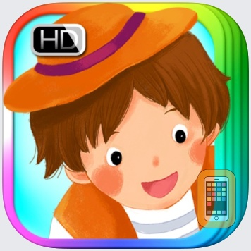 Jack and the Beanstalk Bedtime Fairy Tale iBigToy by iBigToy inc. (Universal)